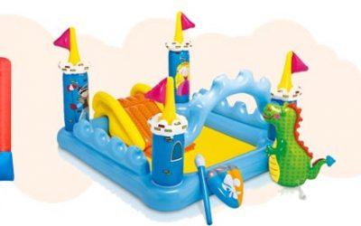 Quel est le meilleur château gonflable pour votre enfant ?
