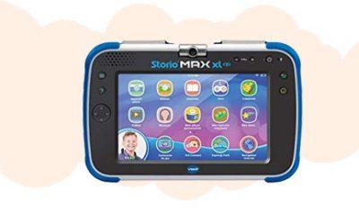Quelle est la meilleure tablette pour enfant ?