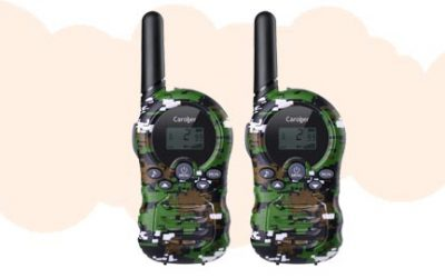 Quel est le meilleur talkie walkie pour enfant ?