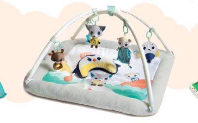 Quel est le meilleur tapis d'éveil pour bébé ?