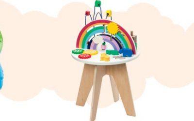 Quelle est la meilleure table d'éveil pour bébé ?
